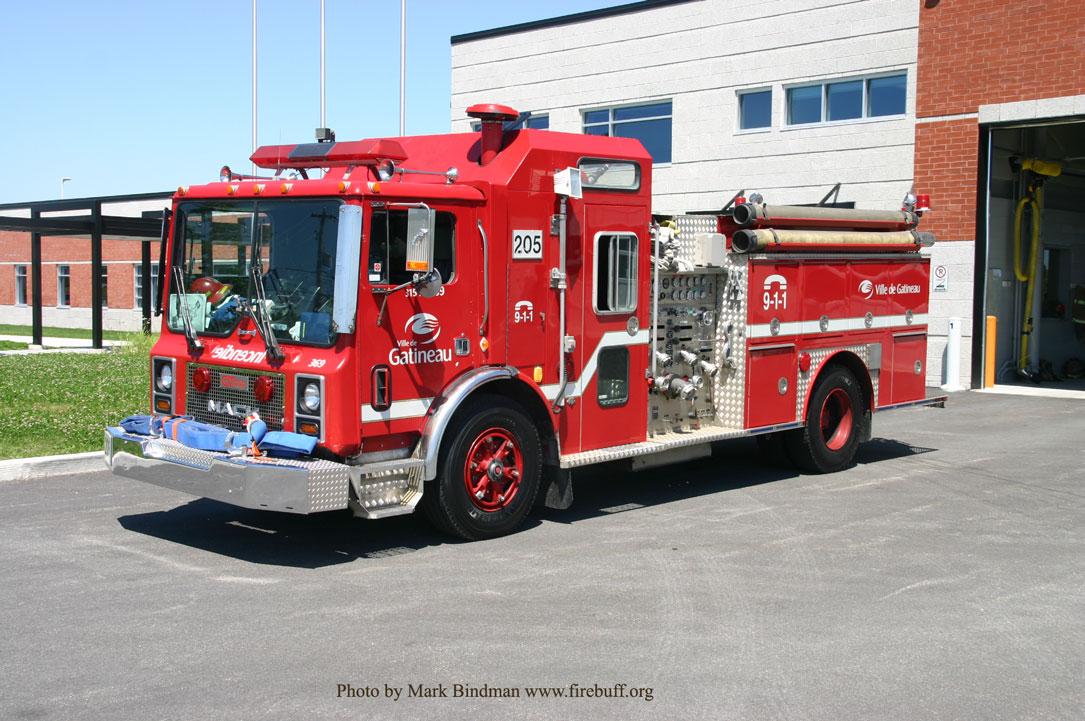 Freightliner Red Deer >> Canadian Fire Departments